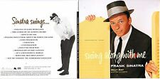 Frank SINATRA	Swing Along With Me - Gatefold Card Sleeve	CD