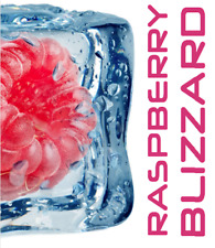 Raspberry Blizzard 30ml Concentrate Premium Flavour by FlavourMeister