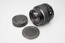 Pentax 50mm f1.2 Manual Focus Lens, For Pentax PK K Mount #