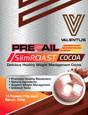 valentus SlimROAST COCOA -MANAGE WEIGHT with HOT DRINKING CHOCOLATE