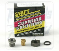Transmission Drain Plug Kit High Quality Made in the U.S.A Universal Ford & GM!