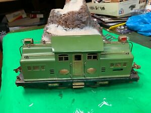 Lionel Standard Gauge - 318E Green Engine