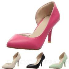 Pump, Classic Synthetic Solid Casual Women's Shoes
