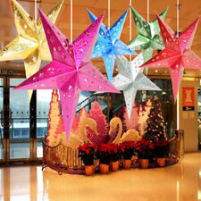 New Xmas String Hanging Star Christmas Party Decorations Christmas Tree Ornament