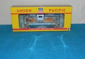 Union Pacific Railroad Employees Club Rio Grande RR Caboose Rare Athearn HO New