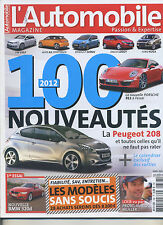 L'AUTOMOBILE MAGAZINE n°788 01/2012