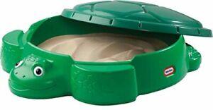 Schildkröten Sandkasten Little Tikes Kleinkinder Spielzeug  Outdoor Spaß B-WARE