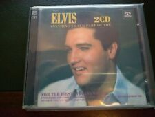 RARE ELVIS PRESLEY 2-CD SET - ANYTHING THAT'S PART OF YOU - MEMORY RECORDS