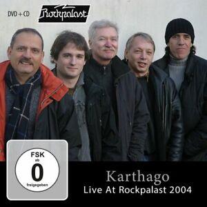 KARTHAGO - Live At Rockpalast 2004 - CD + DVD MadeInGermany