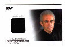 James Bond 2014 Archives JBR41 Elliot Carver suit costume card 218/375