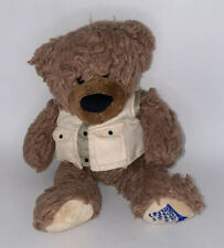 Gund United Airlines Ben Flyin Plush Brown Bear Vest 4044170