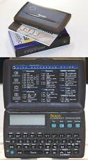 Pocket PC PDA Organiser SAXON UHR Telefonbuch Kalkulator Zeitplaner 5 Sprachen