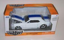 Big Time Muscle Car 1965 Ford Mustang 1:24 Scale Jada NIB