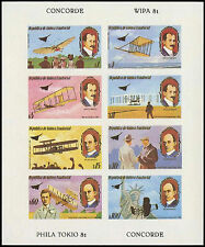 Aviation Postage African Stamps