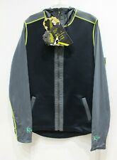 NWT Kutting Weight Neoprene Sauna Workout Hoodie full zip weight loss jacket 3XL