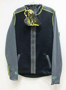 NWT Kutting Weight Neoprene Sauna Workout Hoodie full zip weight loss jacket 3XL