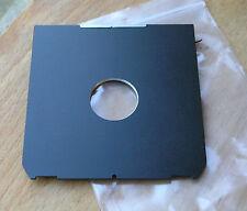 Wista LINHOF Fit Shenhao générique Lens Board compur 00 Petit obturateur trou central