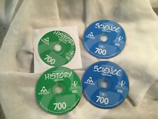 Switched on Schoolhouse Science  And History Discs Only 700 (2004)