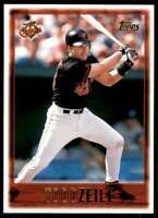 1997 Topps Set Break Todd Zeile Baltimore Orioles #473