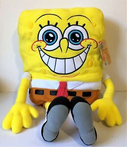 Spongebob Squarepants 'The one and only' cuddle pillow - b01347
