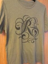 Raconteurs  (Jack White).  Green Shirt.  No Tag.