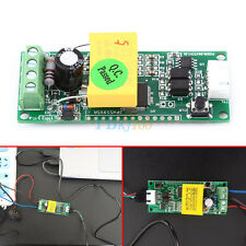 AC 80-260V 100A Electric Monitoring Module Power Voltage Current Meter w/ CT Set