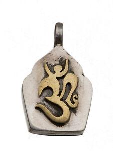 Anhänger Tibetisch -dose Mantra Ghau Om Buddhistisches Ritual 5224 K30