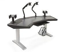Argosy Halo G Ultimate Workstation Desk | HALO-G-XC-B-S | PALA | IN STOCK