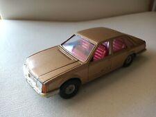 Corgi 329 Opel Senator Gold Old And Rare