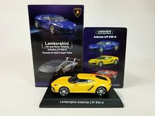 1:64 Kyosho Minicar Collection Lamborghini Asterion LPI 910-4 Hybrid 2014 Yellow