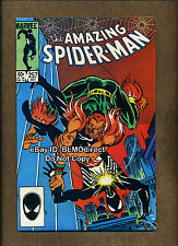 1984 Amazing Spider-Man #257 2nd Appearance of Puma MArvel Comics
