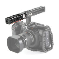 SmallRig Top Handle Straight Extension with ARRI locating Pins and Hole HTR2297