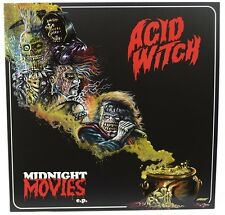 "ACID WITCH - Midnight Movies 12"" LP - Black Vinyl - Doom Covers - NEW COPY"