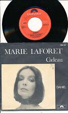 "MARIE LAFORET 45 TOURS 7"" BELGIUM DANIEL (DE ELTON JOHN)+"