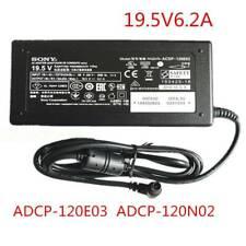 1PCS VAIO 120W 19.5V 6.2A AC Adapter ACDP-120N02 VGP-AC19V15 13 NEW