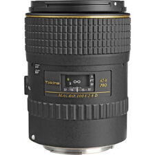 Tokina 100mm F2.8 AT-X PRO D Macro Lens Canon Fit TOK104, London