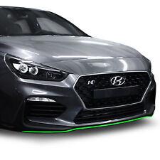 Alerón de Espada Hyundai I30N Verde Neón Spoiler Lámina Accesorio Tuning D017