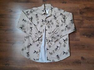 WRANGLER RUGGED WEAR mens shirt,multicolored,size-17-17,1/2;XL