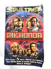 Star Trek Day Of Honor Complete Klingon Saga 6 Books In One Volume