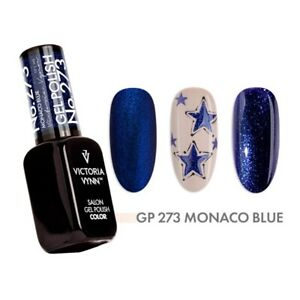 Victoria Vynn GEL POLISH COLOUR 273 MONACO BLUE Art Hybrid UV/LED Soak Off