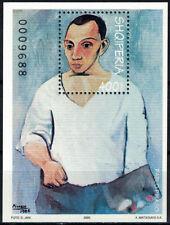 Albania 2000 _ Picasso Paintings - Minisheet - MNH **