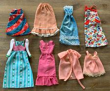 Vintage BARBIE - Best Buy Sweet 16 Clothing Lot - Dresses Skirts PJs Nice Lot