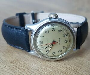 Vintage military gents watch, Mentor