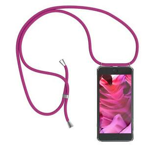 For Apple IPHONE 7 Plus 8 Plus Case Band Mobile Phone Cord Sling On Case