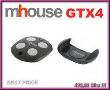 MHouse GTX4 télécommande. La nouvelle version de Mhouse TX4.