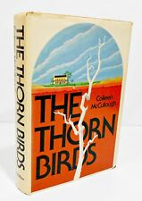 THE THORN BIRDS by COLLEEN MCCULLOUGH HCDJ
