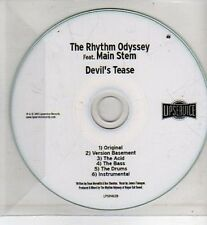 (CH991) The Rhythm Odyssey ft Main Stem, Devil's Tease - 2011 DJ CD