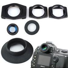 1.08x-1.58x Zoom Magnifier Eyecup Viewfinder for Canon Nikon Pentax DSLR Camera