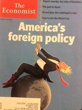 The Economist Magazine America's Foreign Policy June 9-15, 2018 081218nonrh