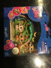 My Littlest Pet Shop Petriplets Set Monkeys 1553 1552 1551 New Sealed